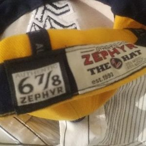 Zephyr Accessories - University of West Virginia hat size 6.7/8 $28 .